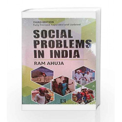 Social Problems In India by JAY ELLIOT WITH WILLIAM L SIMON Book-9788131606278