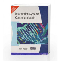 Information Systems Control & Audit, 1e by WEBER Book-9788131704721