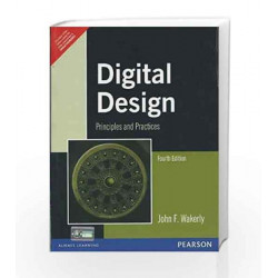 Digital Design: Principles And Practices by Wakerly Book-9788131713662