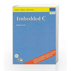 Embedded C, 1e by PONT Book-9788131715895