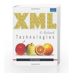 XML & Related Technologies, 1e by Kahate Book-9788131718650