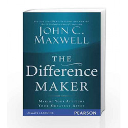 The Difference Maker, 1e by Maxwell Book-9788131719725