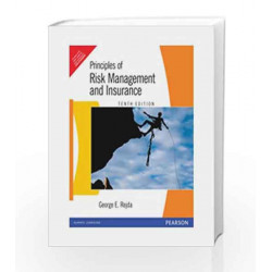 Principles of Risk Management & Insuranc by Rejda Book-9788131725849