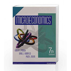 Microeconomics, 7e by Pindyck/Mehta Book-9788131725993