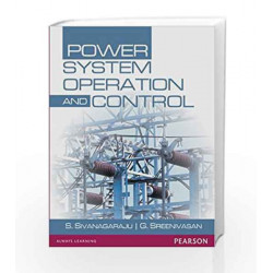 Power System Operation and Control, 1e by Sivanagaraju Book-9788131726624