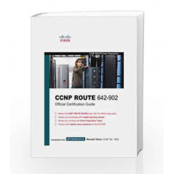 Ccnp Route 642 - 902 Official Certificatio (Old Edition) by C JAMES JENSEN Book-9788131733035