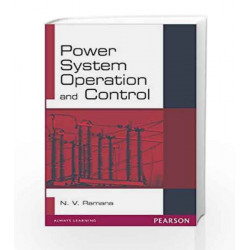 Power System Operation & Control, 1e by Ramana Book-9788131755914