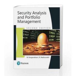 Security Analysis and Portfolio Management by Ranganatham Book-9788131759202
