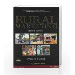 Rural Marketing (Old Edition) by Pradeep Kashyap Book-9788131760352