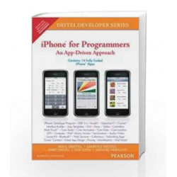 iPhone for Programmers: Deitel Developer Series by Anthony Bolton Book-9788131766606