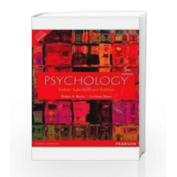 Psychology (Old Edition) by Robert A. Baron Book-9788131773444