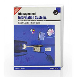 Management Information Systems: Managing the Digital Firm (Old Edition) by Kenneth C. Laudon Book-9788131787465