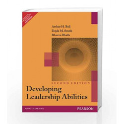 Developing Leadership Abilities by VLADIMIROV Book-9788131791936