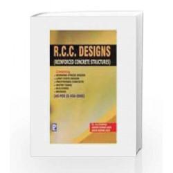 R.C.C. Designs by Dr. B. C. Punmia Book-9788131800942