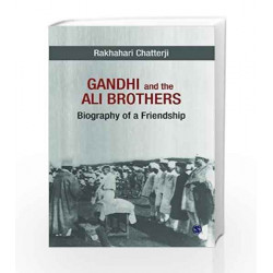 Gandhi and the Ali Brothers: Biography of a Friendship by BOBROW Book-9788132111252