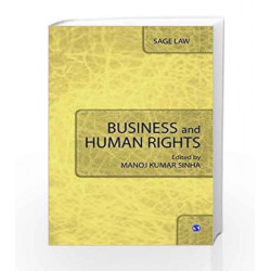 Business and Human Rights (SAGE Law) by LATHI Book-9788132111399
