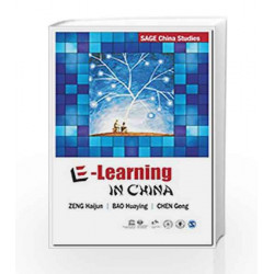 E-Learning in China (Sage China Studies) by CIEFFL Book-9788132111603