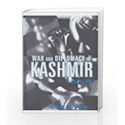War and Diplomacy in Kashmir,1947-48 by CAMB YLE TESTS, REVISED EDI Book-9788132117957