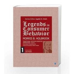 Legends in Consumer Behaviour: Morris B. Holbrook(Fifteen-Volume Set): Set of 15 Vols. by Jagdish N Sheth Book-9788132118602
