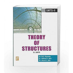 Theory of Structures SMTS - II: S.I. Units by PRICE Book-9788170086185