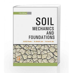 Soil Mechanics and Foundations by - Book-9788170087915
