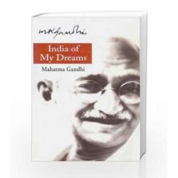 India of my Dreams by Mahatma Gandhi Book-9788170287407