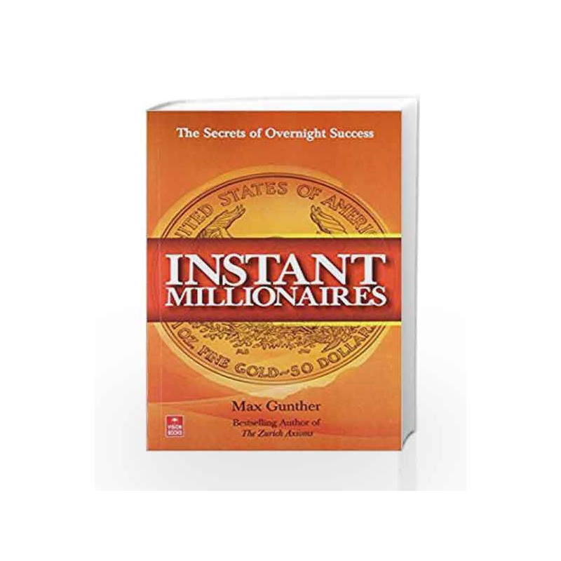 Instant Millionaires by N.A. Book-9788170948490