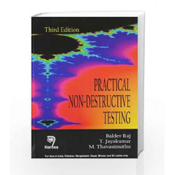 Practical Non-Destructive Testing, by N.A. Book-9788173197970