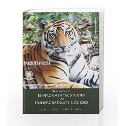Textbook of Environmental Studies for Undergraduate Courses by Erach Bharucha Book-9788173718625