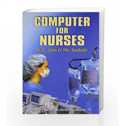 Computer For Nurses by Jain Book-9788174732545