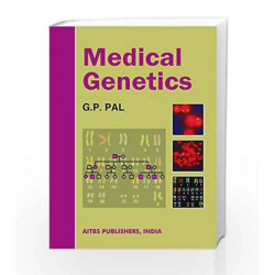 Medical Genetics by G.P. Pal Book-9788174734013