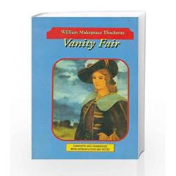 VANITY FAIR by Willam M. Thackeray Book-9788174760500