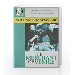 The Merchant Of Venice by William Shakespeare Book-9788174760999