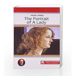 Portrait of a Lady (UBSPD\'s World Classics) by H. James Book-9788174761293