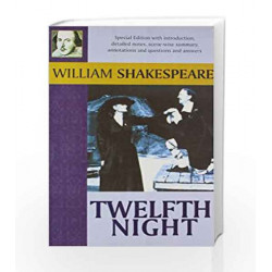 Twelfth Night by Shakespeare Book-9788174761514