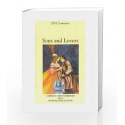 Sons and Lovers (UBSPD\'s World Classics) by STEVE CHANDLER Book-9788174762146