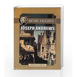 Henry Fielding Joseph Andrews by William Shakespeare Book-9788174762214