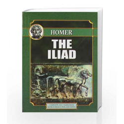 The Iliad by Homer Book-9788174763068