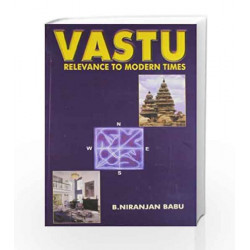 Vastu: Relevance to Modern Times by SANTOSH SHARMA Book-9788174763167