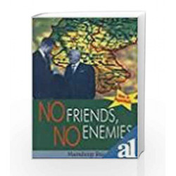 No Friends, No Enemies by SUSANNE M. ALEXANDER Book-9788174763532
