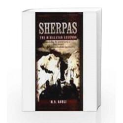 Sherpas: The Himalayan Legends by Capt. M. S. Kohli Book-9788174764492