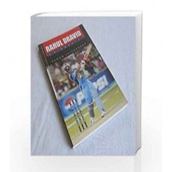 Rahul Dravid: A Biography by V. Jaishankar Book-9788174764812