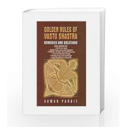 Golden Rules Of Vastu Shastra - Remedies And Solutions Pb by Suman Pandit Book-9788174764898