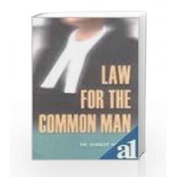 Law for the Common Man by Sarbjit Sharma Book-9788174765048