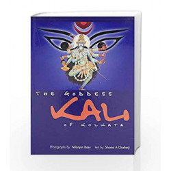 Goddess Kali of Kolkata by Satish B. Mathur Book-9788174765147