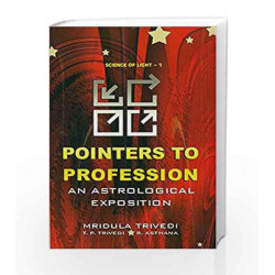 Pointers to Profession - An Astrological Exposition by M. Trivedi Book-9788174766489