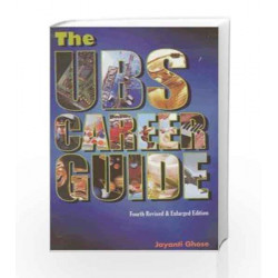 UBS Career Guide by J. Ghose Book-9788174766984