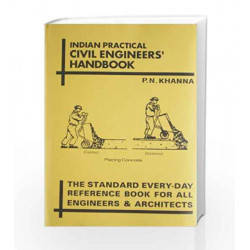Indian Practical Civil Engineers Handbook by STEPHEN MITCHELL Book-9788174767479