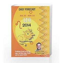 Daily Forecast Leo 2014 (Jul 23 - Aug 23) by P K Sharma Book-9788174767578