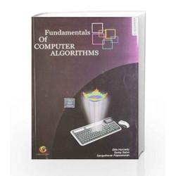Fundamental of Computer Algorithms by Ellis Horowitz Book-9788175152571